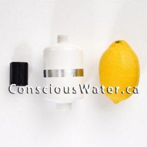 the most powerful chlorine shower filter berkey kdf 55 conscious water berkey water filter. Black Bedroom Furniture Sets. Home Design Ideas