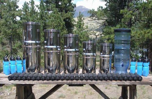 Berkey Filters Conscious Water