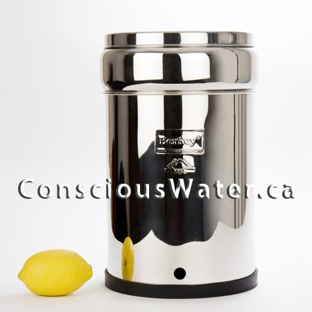 royal berkey water purifier and options conscious water berkey water filter canada. Black Bedroom Furniture Sets. Home Design Ideas