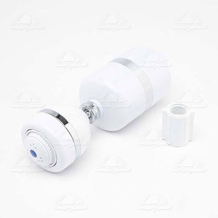 Berkey Shower filter with attachment head