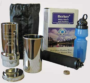 go berkey kit conscious water berkey water filter canada. Black Bedroom Furniture Sets. Home Design Ideas