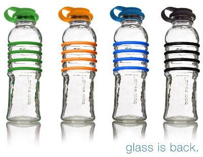 BottlesUp Glass Drinking Bottles Glass Is Back