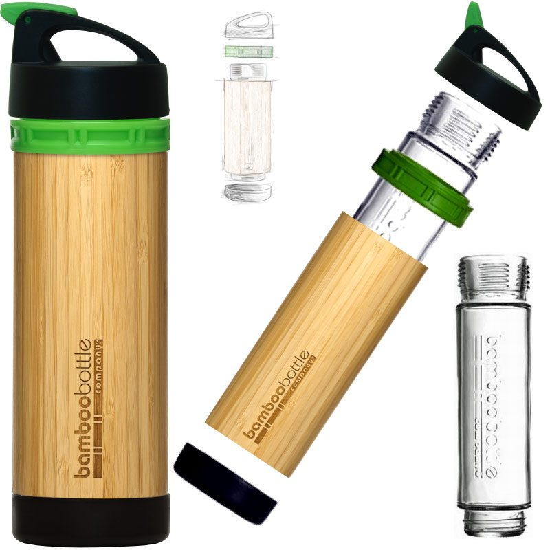 Glass Water Bottle Canada | Conscious Water
