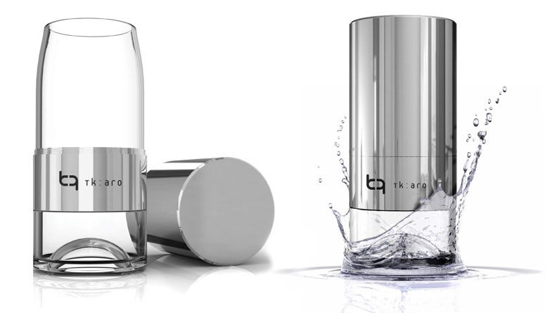 tkaro-glass-water-bottle