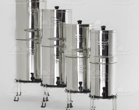 Berkey Water Filter Stand