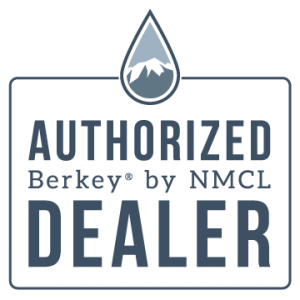 Authorized Berkey dealer trust badge