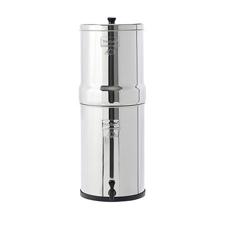 Crown Berkey system for water filtration