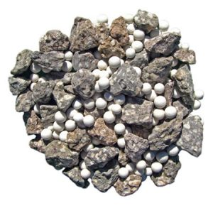 Naturally alkalizing Santevia mineral stones for Berkey water filter