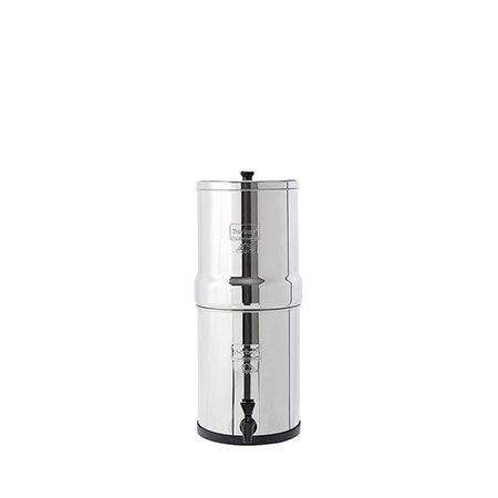 Travel Berkey system for water filtration